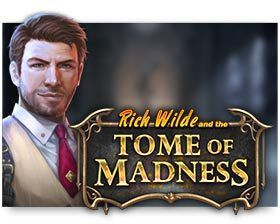 machine a sous Rich Wilde and the Tome of Madness