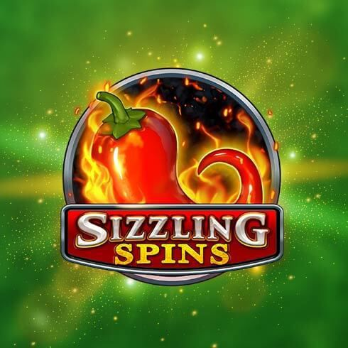 machine a sous Sizzling Spins logiciel Play'n Go