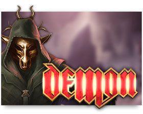machine a sous en ligne Demon logiciel Play'n Go