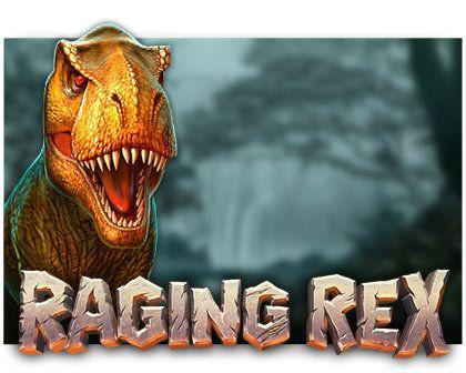 machine a sous Raging Rex logiciel Play'n Go