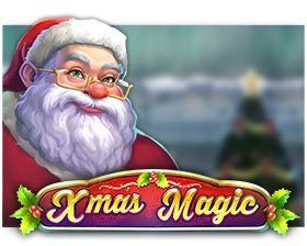 machine a sous en ligne Xmas Magic logiciel Play'n Go