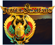 machine a sous en ligne Jewels Scarabs logiciel Red Tiger Gaming