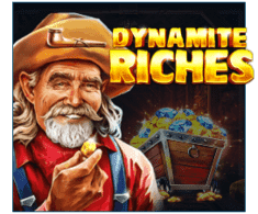 machine a sous en ligne Dynamite Riches logiciel Red Tiger Gaming