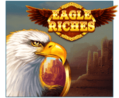 machine a sous en ligne Eagle Riches logiciel Red Tiger Gaming