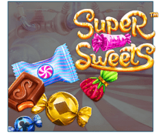 machine a sous Super Sweets logiciel Betsoft