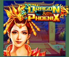 machine a sous en ligne Dragon & Phoenix logiciel Betsoft
