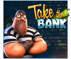 machine a sous en ligne Take the Bank logiciel Betsoft