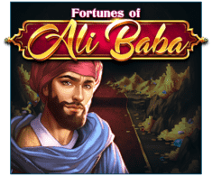 machine a sous Fortunes of Ali Baba logiciel Play'n Go