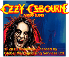 machine a sous Ozzy Osbourne logiciel NetEnt