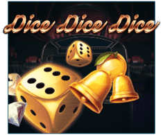 machine a sous en ligne Dice Dice Dice logiciel Red Tiger Gaming