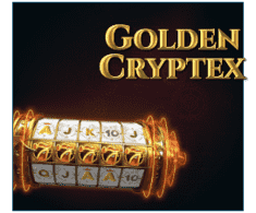 machine a sous Golden Cryptex logiciel Red Tiger Gaming
