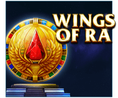 machine a sous en ligne Wings of Ra logiciel Red Tiger Gaming