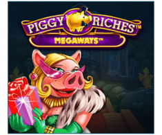 machine a sous en ligne Piggy Riches Megaways logiciel Red Tiger Gaming