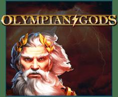 machine a sous en ligne Olympian Gods logiciel Booongo