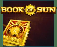 machine a sous en ligne Book of Sun logiciel Booongo