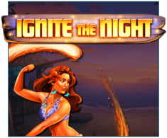 machine a sous Ignite the Night logiciel Relax Gaming