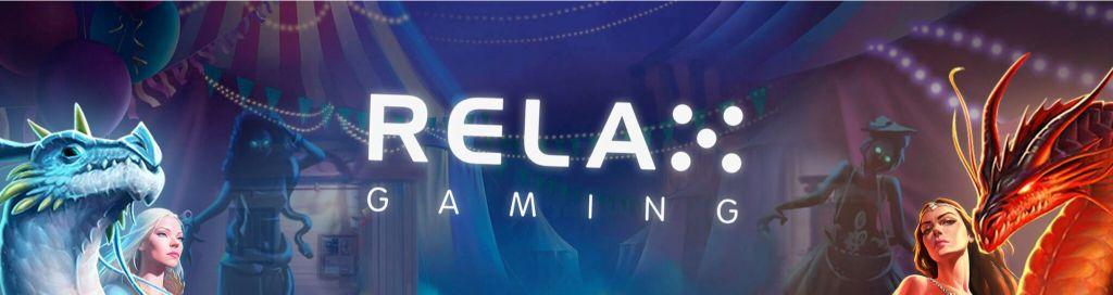 Jeux machines à sous gratuits Relax Gaming