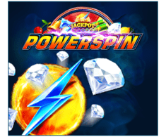 machine a sous Powerspin logiciel Relax Gaming