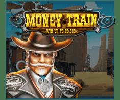 machine a sous Money Train logiciel Relax Gaming