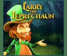 machine a sous en ligne Larry the Leprechaun logiciel Wazdan