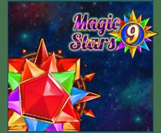 machine a sous en ligne Magic Stars 9 logiciel Wazdan