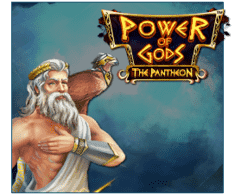 machine a sous en ligne Power of the Gods: The Pantheon logiciel Wazdan