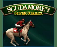 machine a sous en ligne Scumadore's Super Stakes logiciel NetEnt