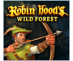 machine a sous Robin Hood's Wild Forest logiciel Red Tiger Gaming