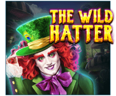 machine a sous en ligne The Wild Hatter logiciel Red Tiger Gaming