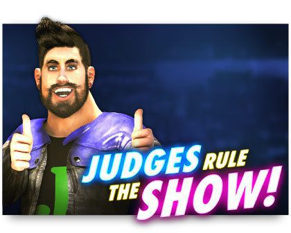 machine a sous Judges Rule the Show logiciel Red Rake Gaming