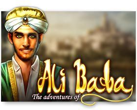 machine a sous The Adventures of Ali Baba logiciel Red Rake Gaming