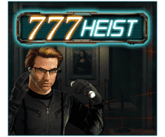 machine a sous 777 Heist logiciel Red Rake Gaming