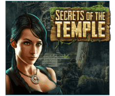 machine a sous Secrets of the Temple logiciel Red Rake Gaming
