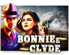 machine a sous Bonnie & Clyde logiciel Red Rake Gaming