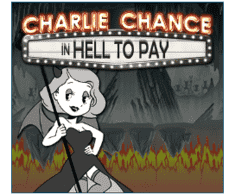 machine a sous Charlie Chance in Hell to Pay logiciel Play'n Go
