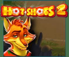 machine a sous mobile Hot Shots 2 logiciel iSoftBet