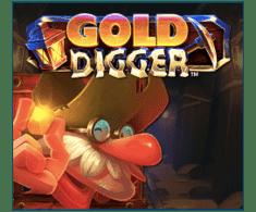 machine a sous mobile Gold Digger logiciel iSoftBet