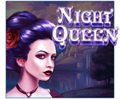 machine a sous mobile Night Queen logiciel iSoftBet