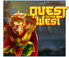 machine a sous Quest to the West logiciel Betsoft
