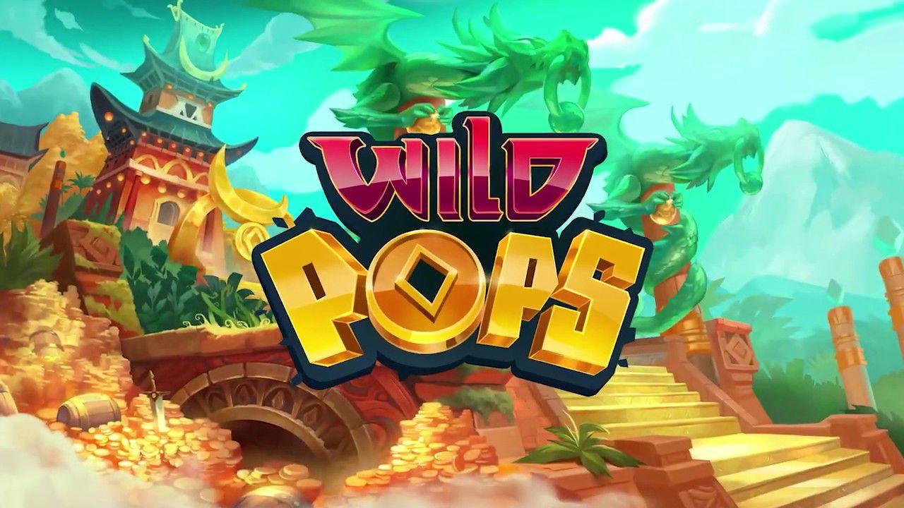 machine à sous en ligne Wild Pops développeur Yggdrasil