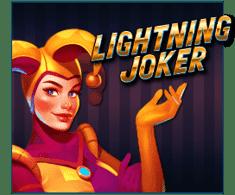 machine a sous Lightning Joker logiciel Yggdrasil