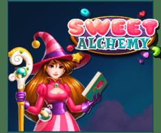 machine a sous mobile Sweet Alchemy logiciel Play'n Go
