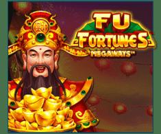 machine a sous en ligne Fu Fortunes Megways logiciel iSoftBet