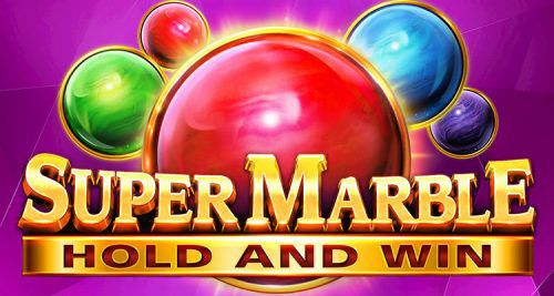 machine à sous Super Marble: Hold and Win développeur Booongo