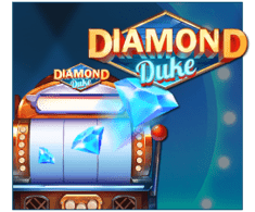 machine a sous mobile Diamond Duke logiciel Quickspin