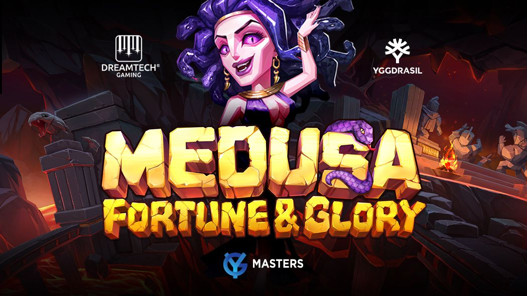 Medusa Fortune and Glory - nouvelle machine à sous développeur Yggdrasil