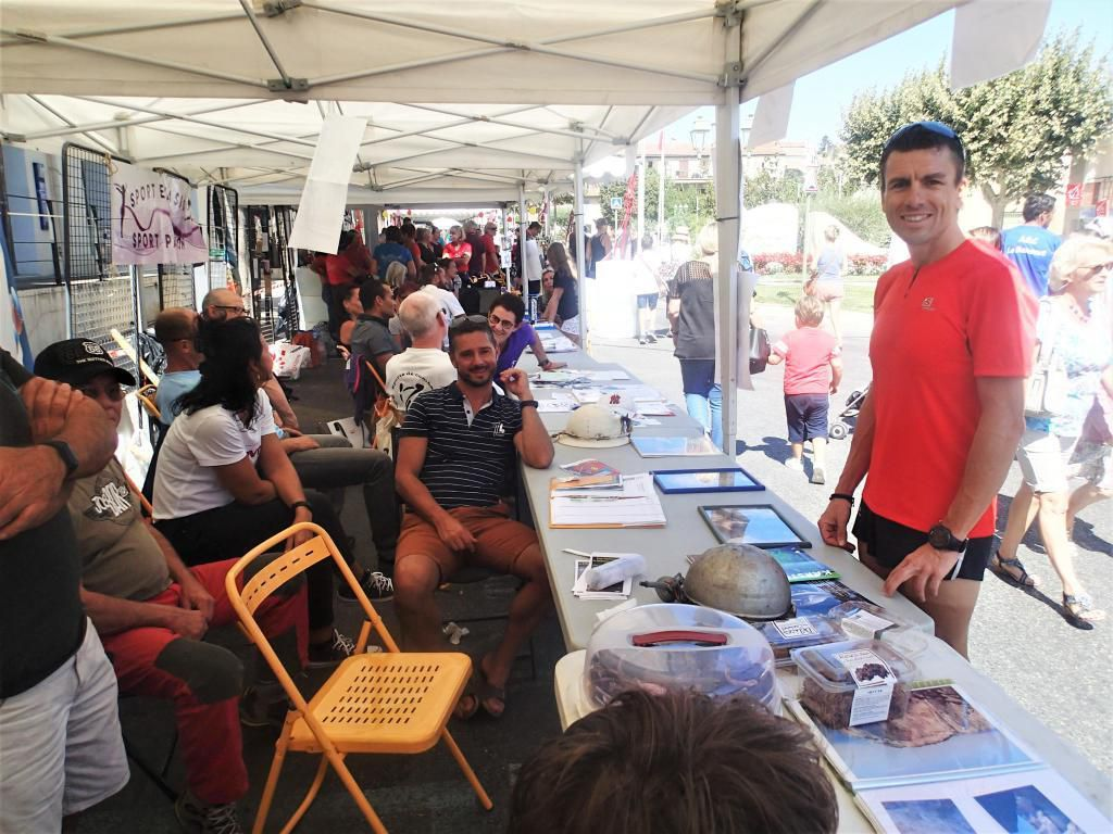 FETE DES ASSOCIATIONS DU BEAUSSET, le 7 septembre 2019