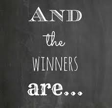 And The Winners Are