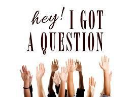 I got a question for you !