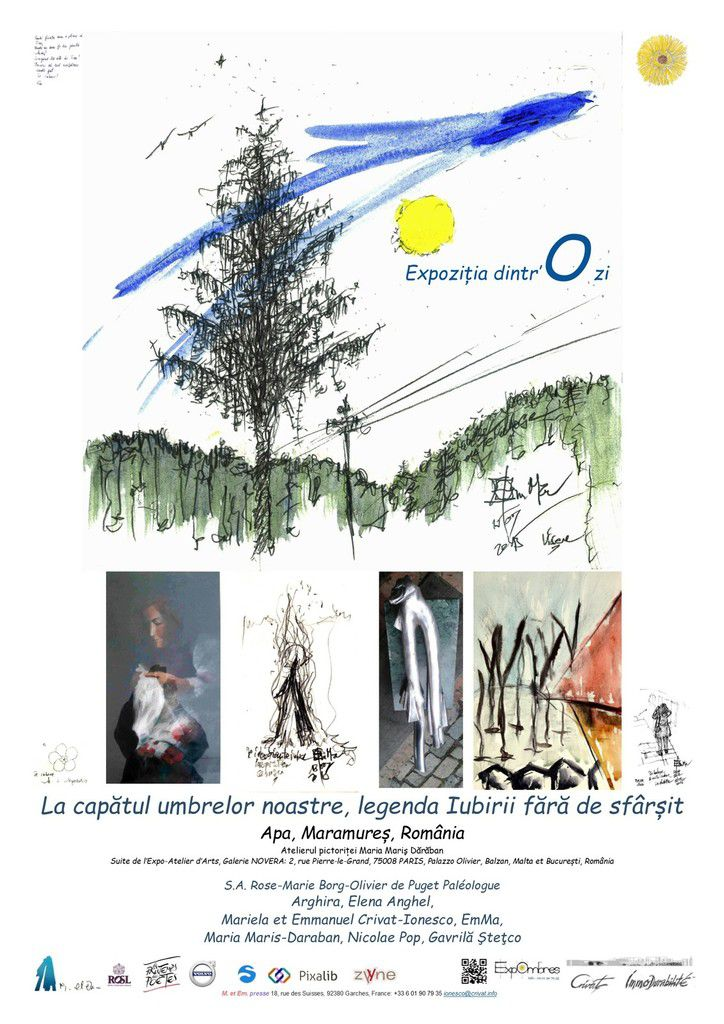 Affiches ExpOmbres 2015